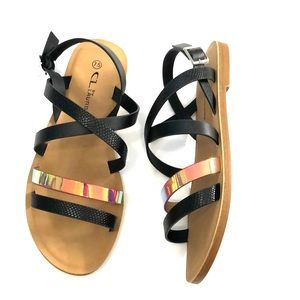 Chinese Laundry  strap sandals size 7.5